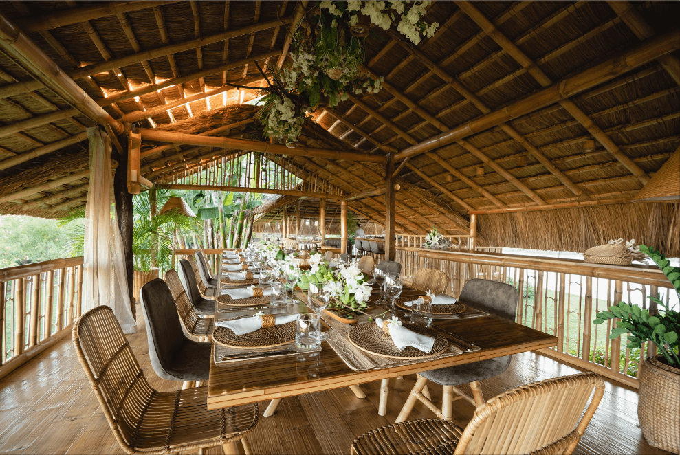 Velvana Cebu Dining Area - Zee Lifestyle Cebu